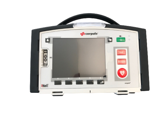 CORPULS 1 Monitor Defibrillator – 2017 (Refurbished)