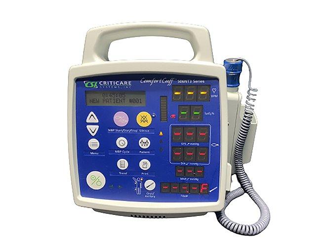 Criticare Comfort Cuff 506N3 Patient Monitor (10)