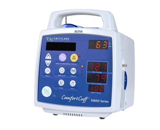 Criticare Comfort Cuff 506N3 Patient Monitor (6)