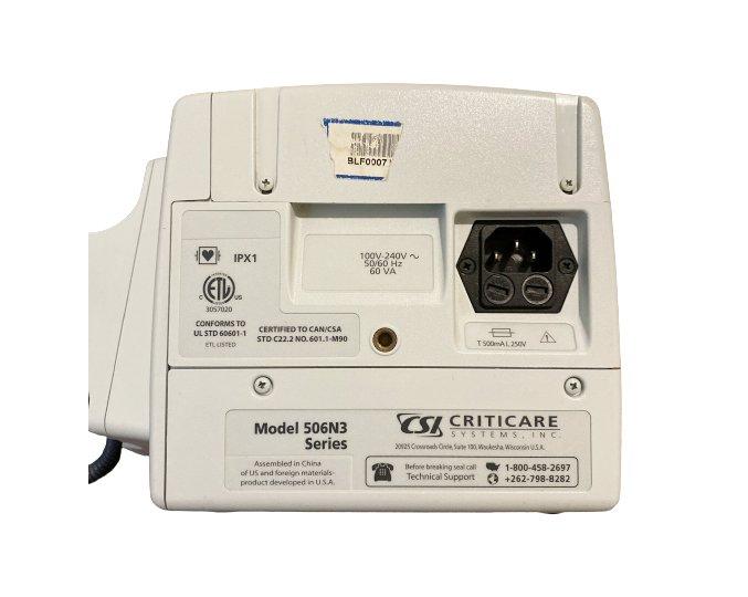 Criticare Comfort Cuff 506N3 Patient Monitor (8)