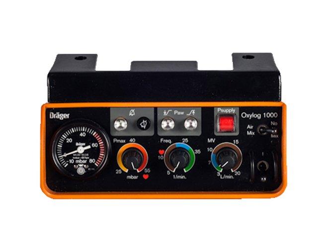 DRAGER Oxylog 1000 Ventilator (8)
