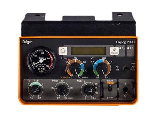 OXYLOG 2000 (Reconditionné)