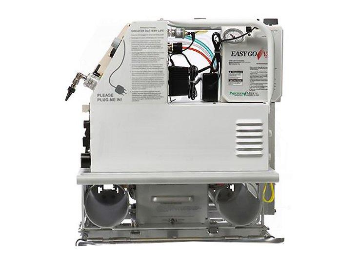 Dräger Isolette TI500 Globe-Trotter Incubator (5)