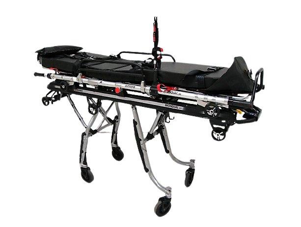 Ferno Mondial Stretcher + Trolley (1)