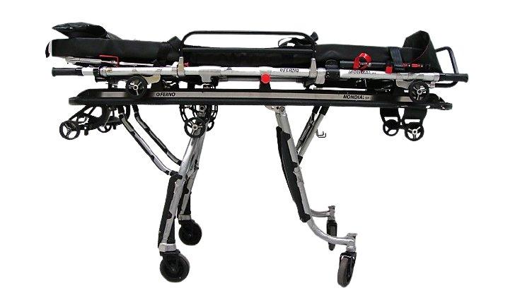 Ferno Mondial Stretcher + Trolley (2)