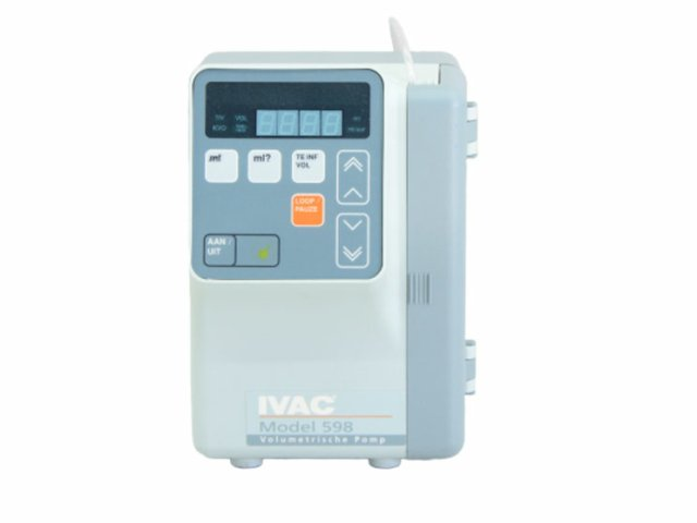 IVAC 598 Volumetrische Pumpe (Refurbished)