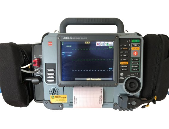 LIFEPAK 15 Monitor Defibrillator (1)