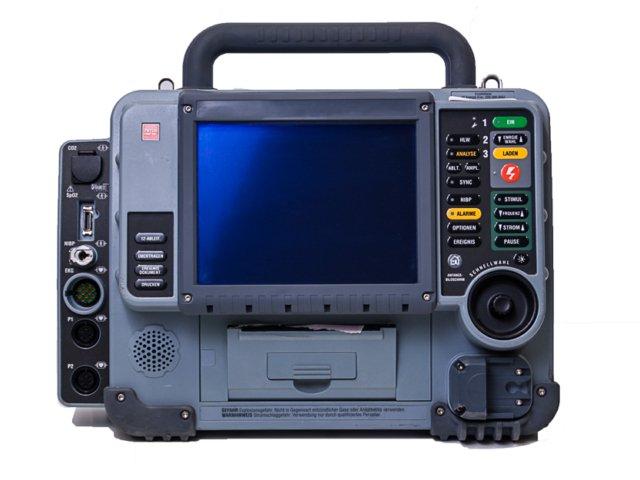 LIFEPAK 15 Monitor Defibrillator (Refurbished) | Biphasic