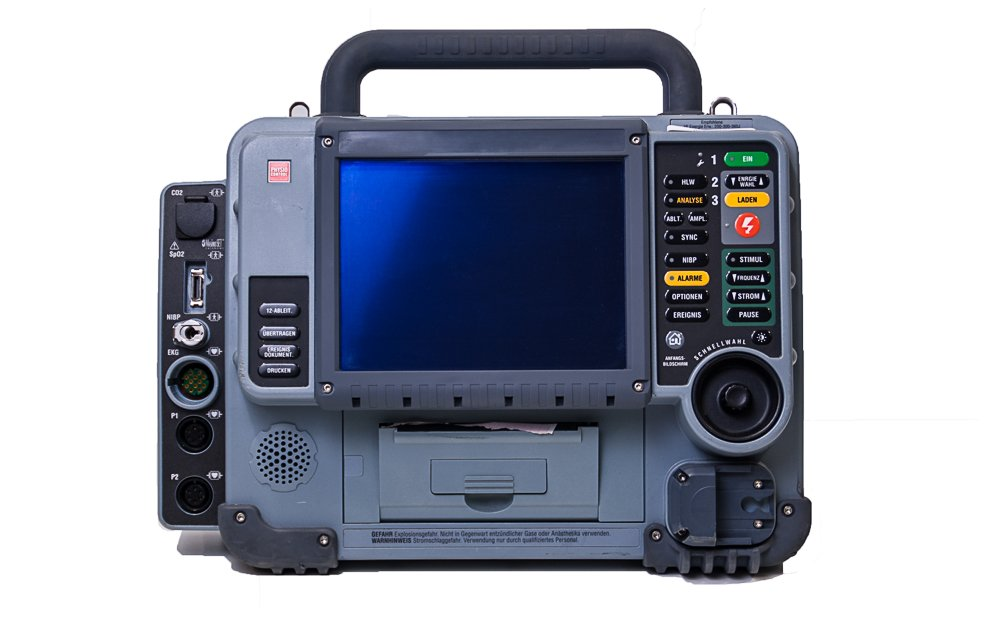 LIFEPAK 15 Monitor Defibrillator (11)