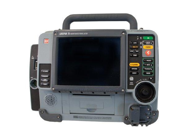 LIFEPAK 15 Monitor Defibrillator (14)