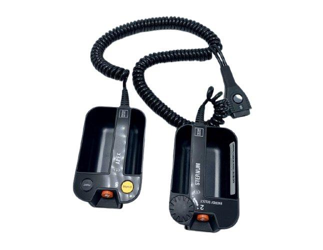 LIFEPAK 15 Monitor Defibrillator - Hard Paddles