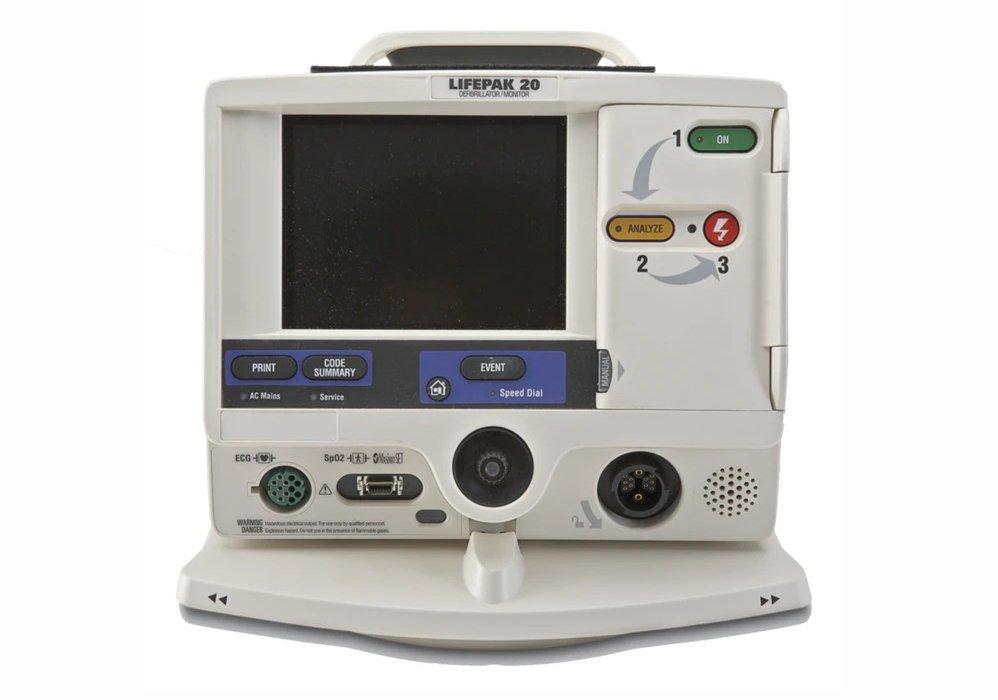 LIFEPAK 20-20e Defibrillator (1)
