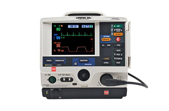 LIFEPAK 20-20e Defibrillator (12)