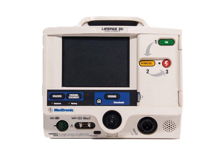 LIFEPAK 20-20e Defibrillator (2)