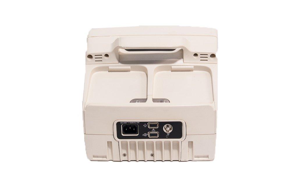 LIFEPAK 20-20e Defibrillator - Back Side