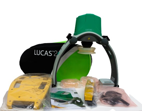 Lucas 2 Chest Compression Device (Accessories)