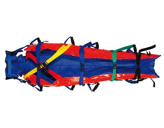 MEBER Snake 895 Vacuum Mattress + Integrated Head Immobilizer (New)