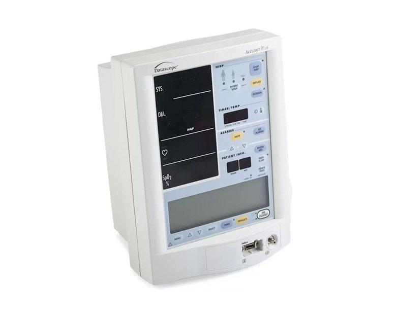 Datascope Accutorr Plus Patient Monitor (2)