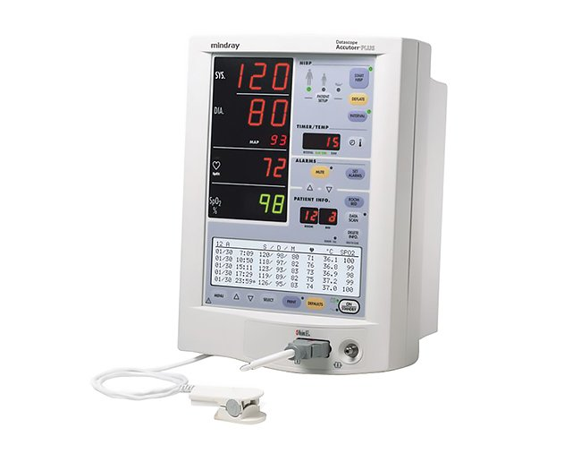 Datascope Accutorr Plus Patient Monitor (5)B