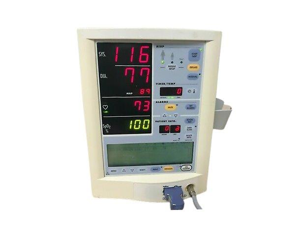 Datascope Accutorr Plus Patient Monitor (6)