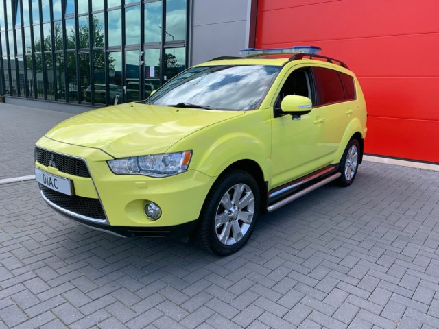 20120 Mitsubishi Outlander 2.2 DI-D Edition 4 x 4 (New Engine by 109.985 km)