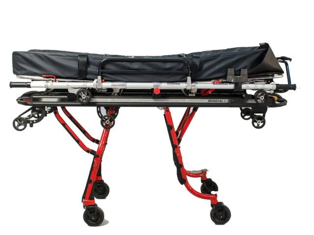FERNO Mondial Stretcher + Trolley (Refurbished + Demo)