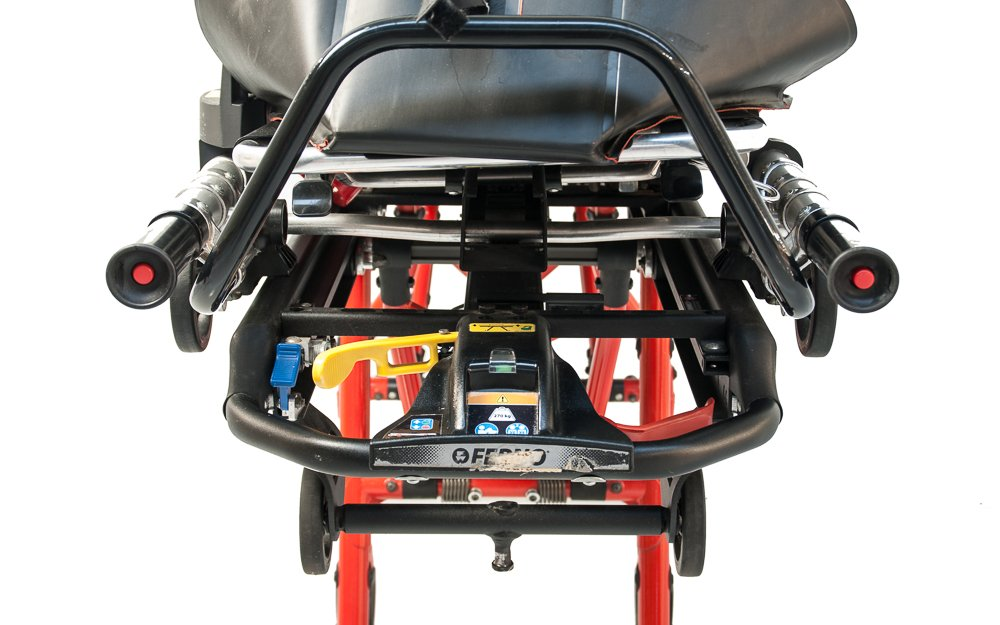 Ferno Mondial Stretcher + Trolley (Front View)