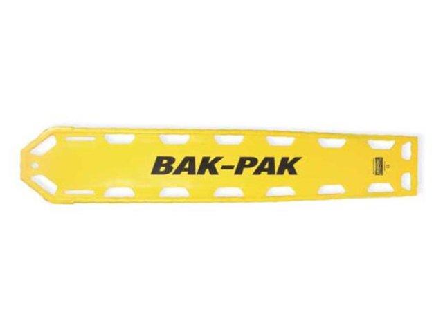 BAK PAK Backboard Gelb (Gebraucht)