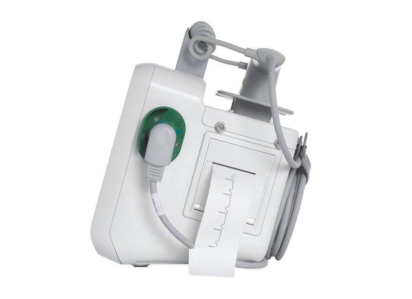 PHILIPS Efficia DFM 100 Defibrillator - Side View Left