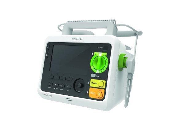 PHILIPS Efficia DFM 100 Defibrillator (4)