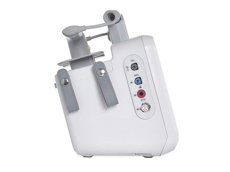 PHILIPS Efficia DFM 100 Defibrillator - Side View Right