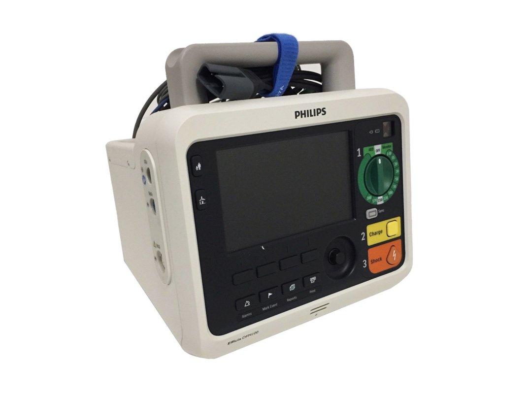 PHILIPS Efficia DFM 100 Defibrillator (8)