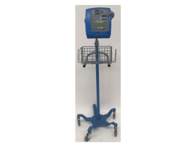 GE Dinamap Pro 300V2 Vital Signs Monitor SPO2, BP Hose, Cuff – With Stand (Refurbished)