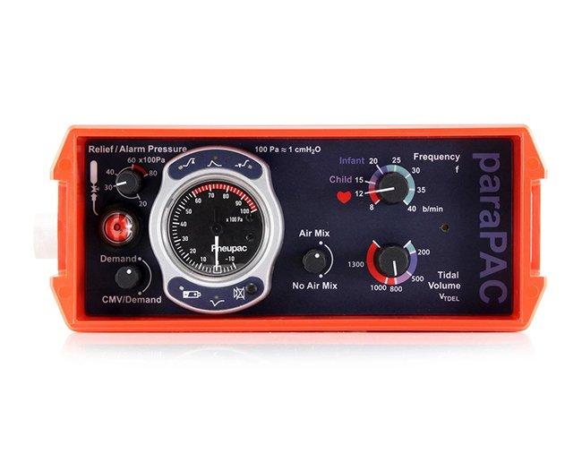 PNEUPAC Parapac 200D - Ventilator (16)