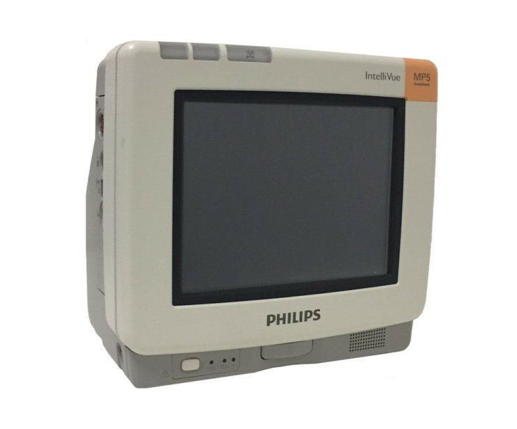 Philips Intellivue MP5 Portable Patient Monitor (3)