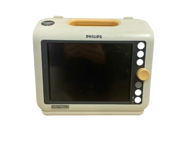 Phillips Sure Signs VM 6 Patient Monitor (Refurbished)