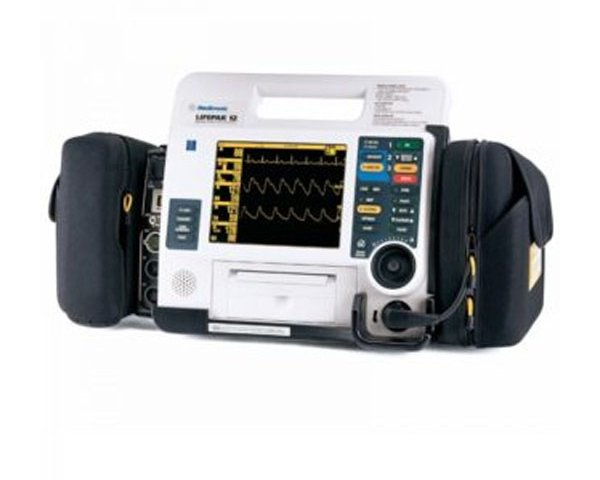 LIFEPAK 12 Defibrillator Biphasic (Refurbished)