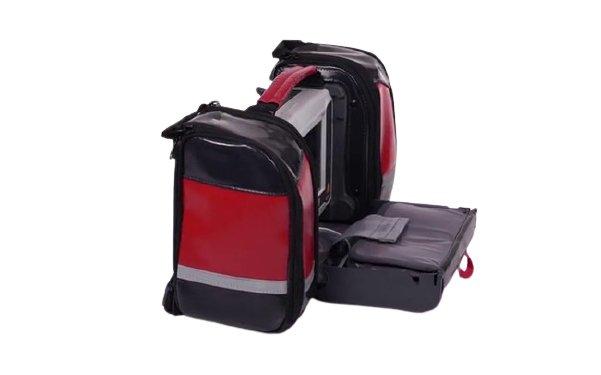 SCHILLER Defiguard Touch 7 Defibrillator - Side Bags