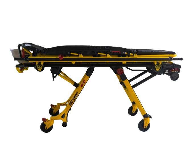 STRYKER 6100 M1 Stretcher and Trolley Roll-IN-System(1)