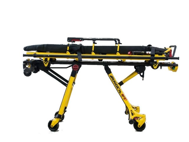 STRYKER 6100 M1 Stretcher & Trolley Roll-IN-System (Refurbished)