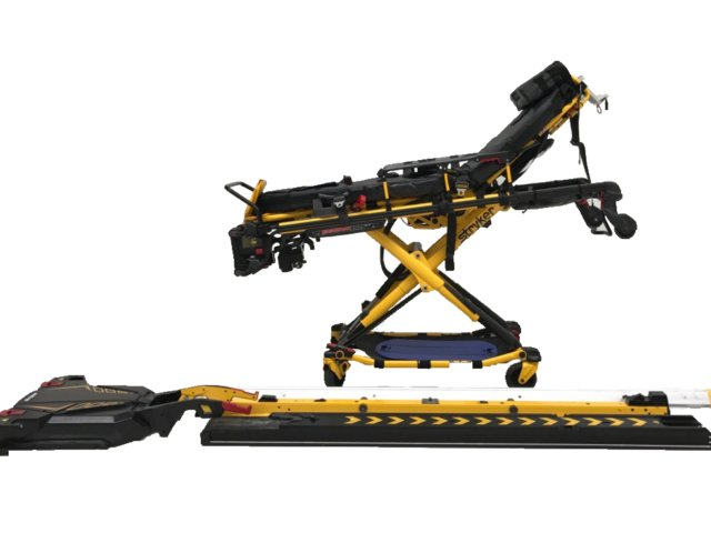 STRYKER Power-PRO XT 6506 Stretcher (Refurbished) + Power-LOAD System 6390 (Used)