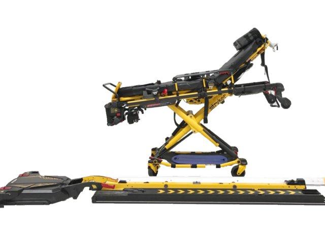 Stryker Power Pro Xt 6506 Fahrtrage (Gebraucht) + Power-Load Befestigungssystem 6390 (Gebraucht)