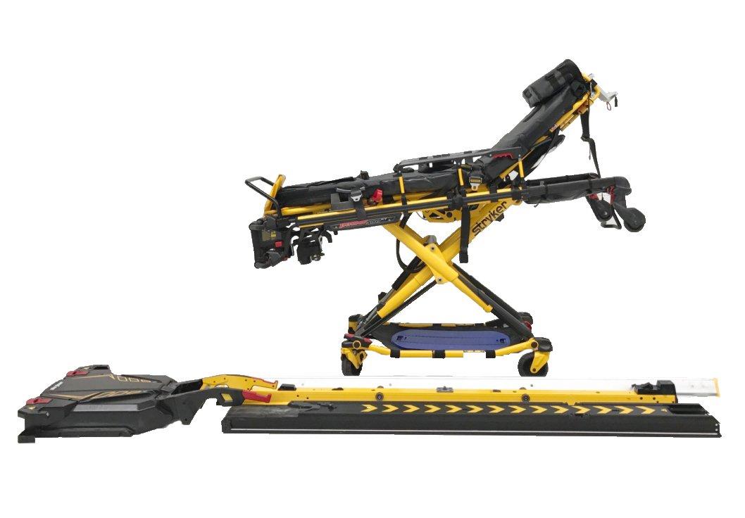 Stryker Power-PRO XT 6506 Stretcher - Power-LOAD System 6390(2)B