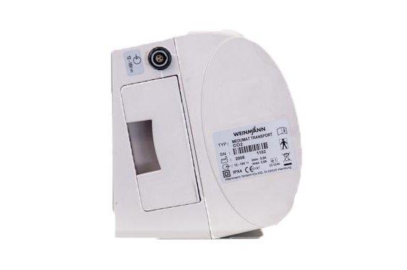 WEINMANN Medumat Transport Ventilator (2)