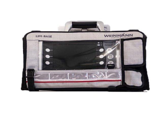 WEINMANN Medumat Transport Ventilator (5)