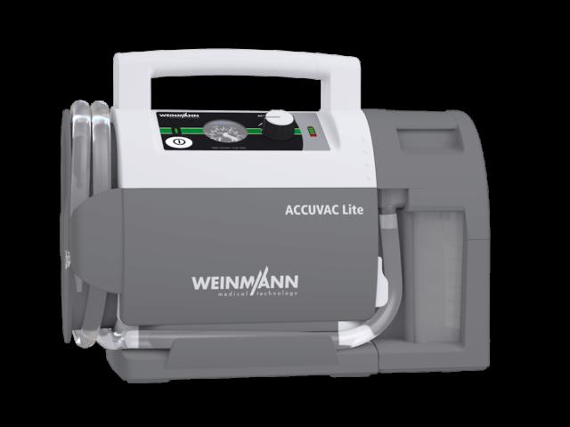 Weinmann Accuvac Lite (Démonstration)