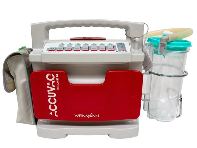 WEINMANN Accuvac Rescue (Refurbished)