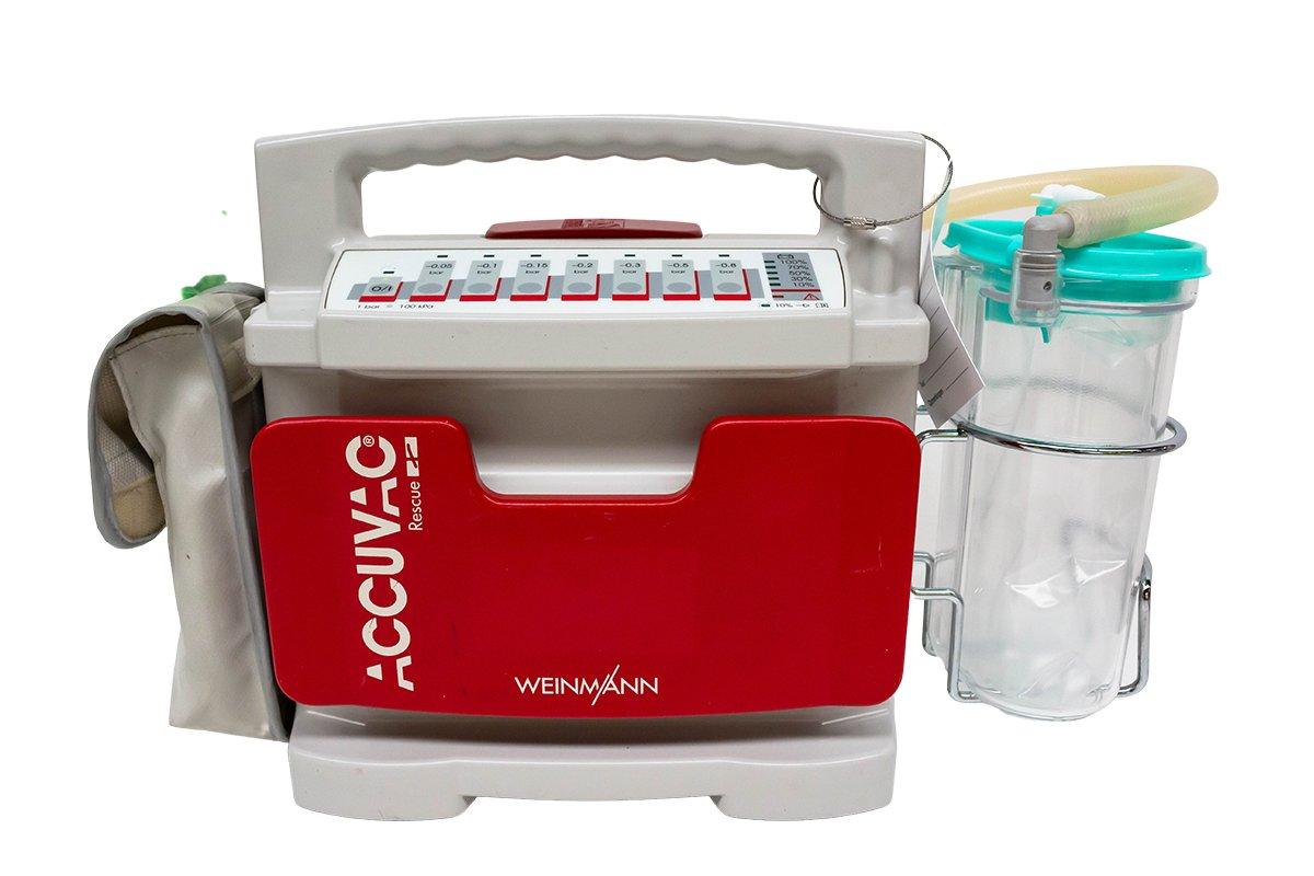 Weinmann Accuvac Rescue - Suction Pump (3)