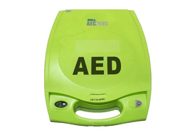 ZOLL AED Plus (gereviseerd)