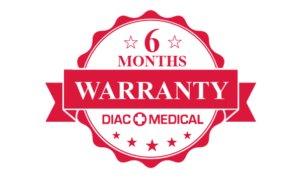 Diac Medical Warranty